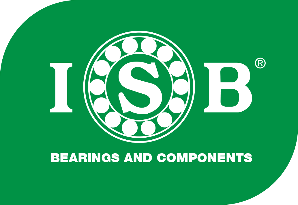 Logo-ISB-Bearings-and-Components-fondo-verde