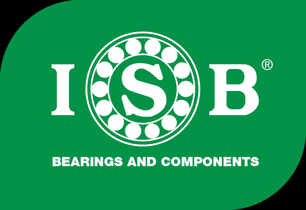 Logo-ISB-Bearings-and-Components-fondo-verde