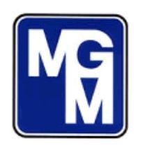 Logotipo MGM