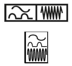 Marcas diferenciales clase F