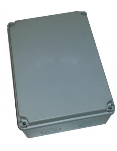 Caja estanca de 241x180x95 mm pretroquelada