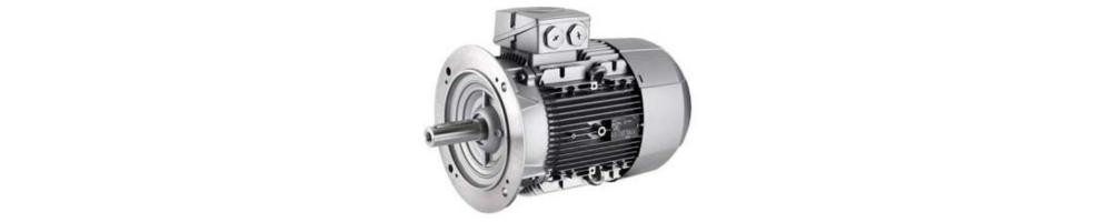 Motores eléctricos trifásicos 1500 rpm Brida B5 - IE1 - IE2 - IE3 - Siemens
