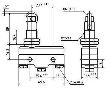 Dimensiones-microruptor-de-roldana