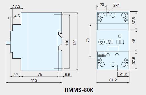 HMMS-80K