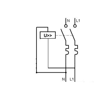 Sobretensi n permamente iga 32a magnetot rmico precio for Protector sobretensiones permanentes y transitorias
