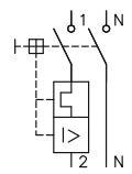 Esquema eléctrico DPN