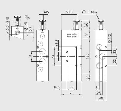 dimensiones-electrovalvula-1-2-5-vias-2-posiciones