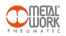 Logotipo Metal Work